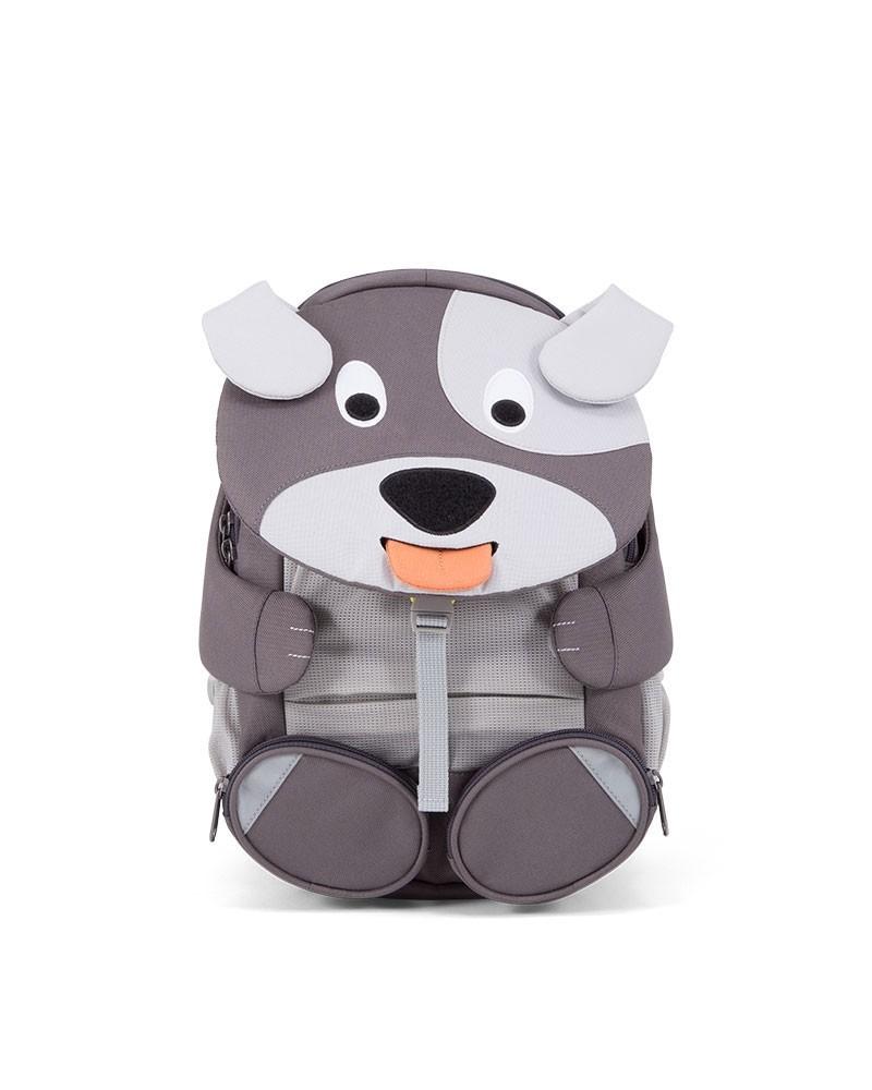 Affenzahn Kinder Rucksack Großer Freund Henry Hund Front